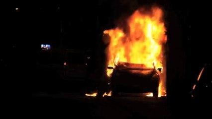 Six voitures incendiées sur Maubeuge, Louvroil et Hautmont après la défaite des Fennecs contre l'Allemagne