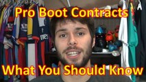 Professional Players Soccer Cleats/Football Boots Contracts - What You Should Know