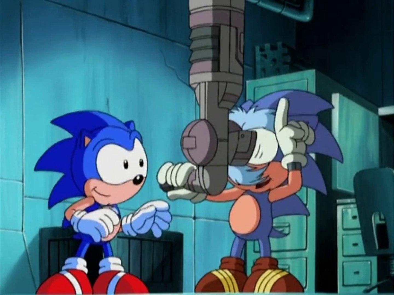 Sonic Underground Episode 1 Beginnings Video Dailymotion