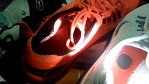 Cheap Nike Air Max Shoes,2013 Air Max Nike Cheap Replica vs Authentic White and Total Crimson