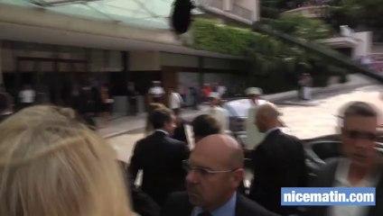 Nicolas Sarkozy fait une pige et un saut à Monaco