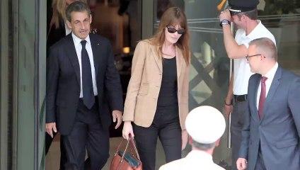 """Conférence de Nicolas Sarkozy à Monaco: """"J'ai dit à Barack Obama bon courage..."""""""