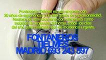 Fontaneros Tielmes BARATOS Madrid. TLF. 693-243-597