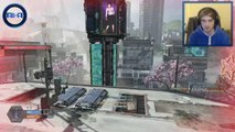 'MY FIRST GAME!' - TITANFALL Beta LIVE w- Ali-A! #1! - (Titanfall Multiplayer Gameplay)