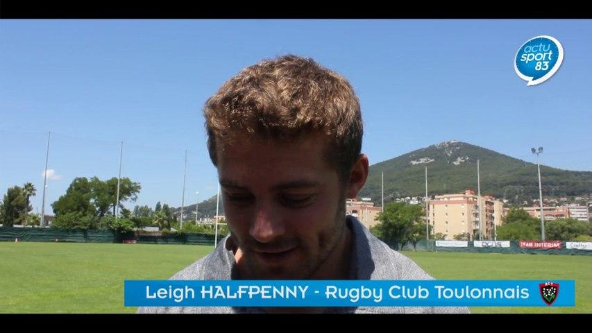 Leigh Halfpenny au RCT