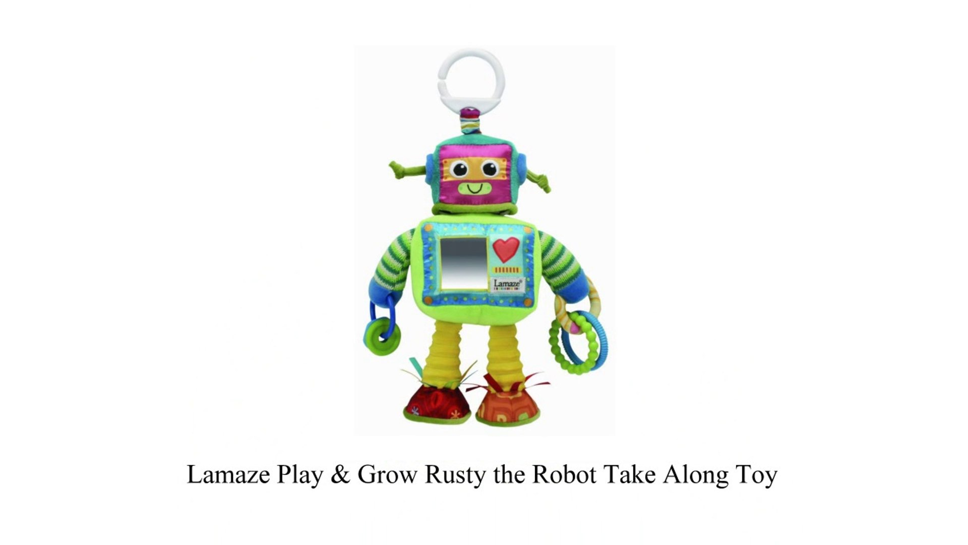 Play /& Grow Rusty the Robot