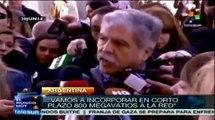 Argentina: entra en operación central nuclear Atucha II