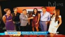 Entrevista al Elenco de Reina de Corazones #UnNuevoDia By @PaulyEnfermera