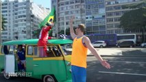 Tricks et jongles de malade en FOOTBALL - World Cup Edition - Dude Perfect