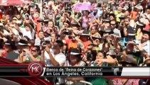 VIDEO Elenco de novela Reina de Corazones visita Los Ángeles. (Al Rojo Vivo)