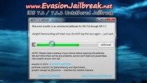 Download Free Evasion Full UNTETHERED iOS 7.1.1 Jailbreak Tool For iPhone 5, iphone 4, iPhone 3GS, iPad3