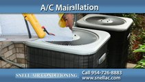AC Repair Fort Lauderdale, FL | Snell Air Conditioning, Inc.