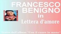 Francesco Benigno - Lettera d'amore by IvanRubacuori88