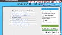 Canon LASER SHOT LBP-1120 Download (Legit Download 2014)