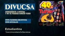 Tuna Universitaria De Barcelona - Estudiantina