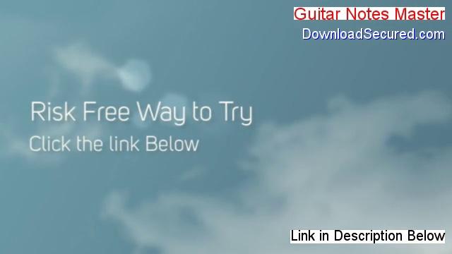 Guitar Notes Master PDF Free – Get It Now [2014]