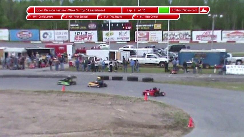 Kart Racing - Week 3 - 06-04-2014 - Open Division