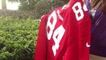 Cheap Jerseys Free Shipping,Cheap Nike NFL San Francisco 49ers #84 Randy Moss jersey
