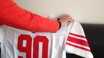 Cheap Jerseys Free Shipping,Nike New York Giants 90 Pierre-Paul White Elite NFL Jersey