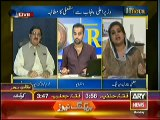 Fight Between Uzma Bukhari(PMLN) and Khurram Gandapur(PAT)