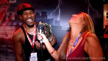 Baby Pancakes interviews Hip Hop Gamer at E3 2014