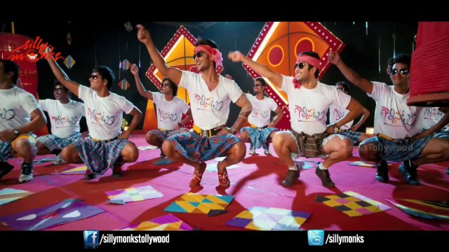 Gaalipatam Movie Promotional Song - Aadi, Rahul Ravindran, Erica Fernandes, Christina Akiva