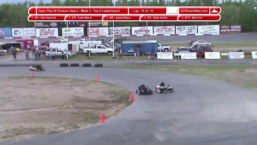 Kart Racing - Week 3 - 06-04-2014 - Open + 20 Division