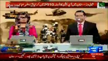 """Zarb e Azb""- ""Ground Operation Starts"" 16th Day Full Report"
