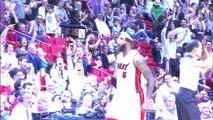 Les 10 plus beaux paniers de LeBron James, joueur de NBA - 2013-2014
