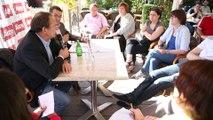 Jean-Pierre Pernaut face aux lecteurs de L'Aisne Nouvelle : son avis sur le rattachement Picardie/Champagne-Ardenne