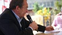 Jean-Pierre Pernaut face aux lecteurs de L'Aisne Nouvelle : sur le métier de journaliste