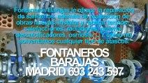 Fontaneros Barajas BARATOS Madrid. TLF. 693-243-597