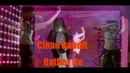 Anthracite cover Rather Be - Clean Bandit @ orchestre variété 0324332310