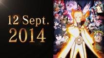 Naruto Shippuden Ultimate Ninja Storm Revolution - Bande-Annonce - Japan Expo 2014