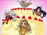 AA! Megami sama Chichaitte Koto wa Benri da ne The Adventures of Mini Goddess Creditless Ending