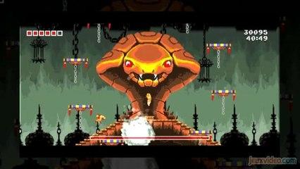 L'univers du jeu indépendant - Tiny Barbarian DX - A l'assaut du deuxième épisode