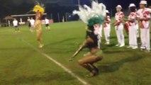 Le blog de Mario Albano : de la danse sur le terrain de Ribeirao Preto