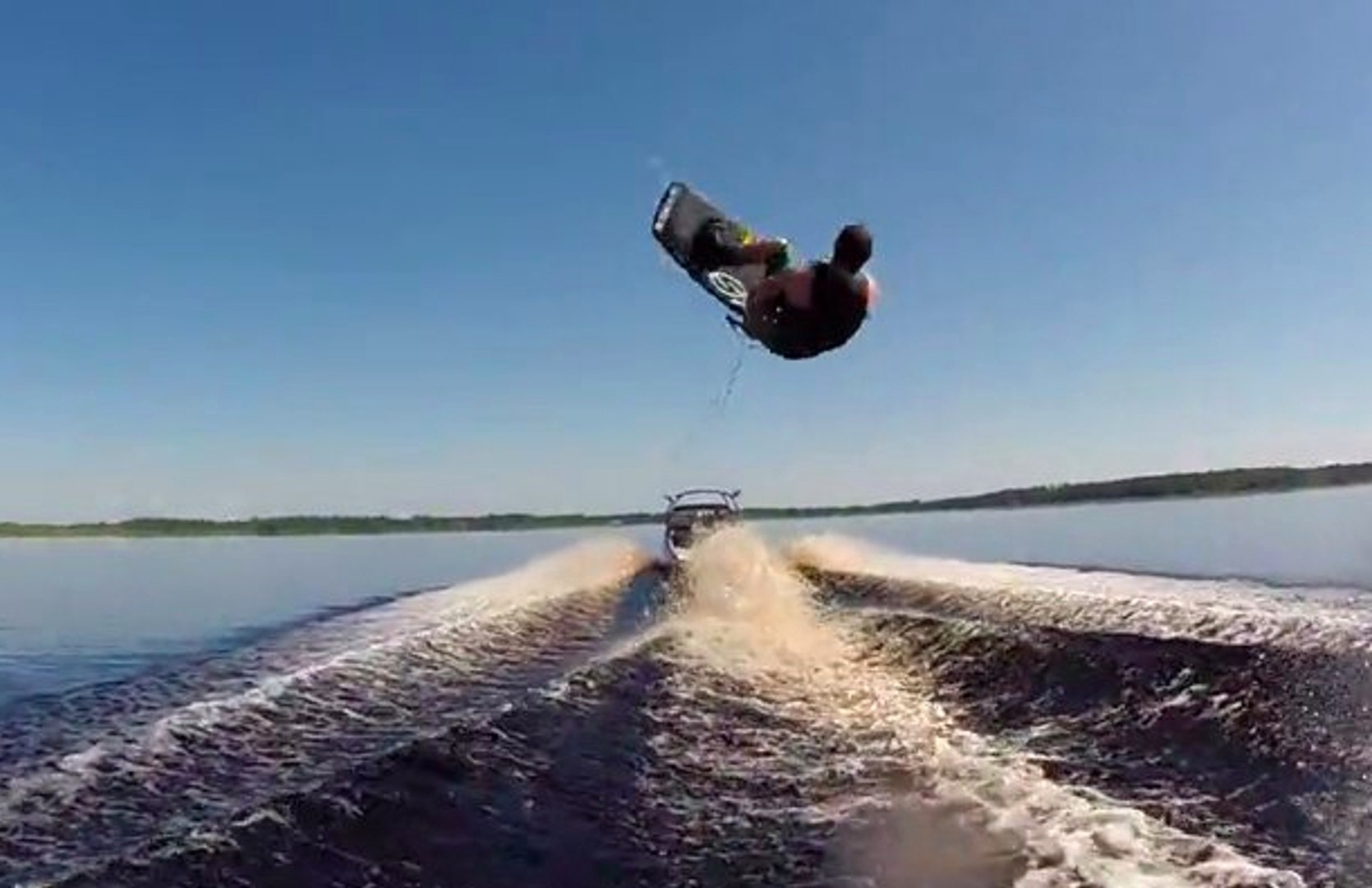 Darin Shapiro-9 Quick Tricks GoPro3+Black - Wakeboard