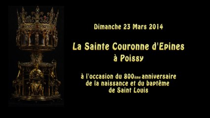 La couronne d'épines à Poissy (film version 35 minutes)