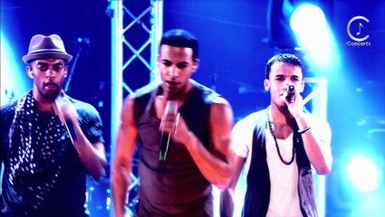 JLS - One Shot (Official live)