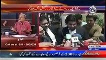 Nusrat Javed Blasts Iftikhar Chaudhry and CM Baouchistan Abdul Malik on Appointing Arslan Iftikhar