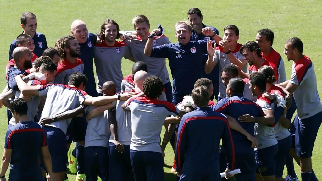 World Cup predictions for U.S.-Belgium