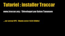 Installer Traccar sur un serveur VPS Linux