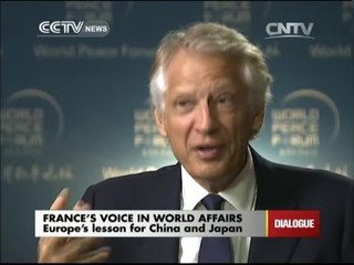 France's voice in world affairs