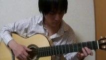 [With Guitar Tab] to U - Bank Band salyu Mr.children Solo guitar cover chord tutorial  TANAKA YOSHINORI 田中佳憲 タブ譜 ソロギター