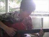 [With Guitar Tab] Lost Seaside(TANAKA YOSHINORI) ロスト・シーサイド