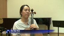 Young French woman composes World War I quintet