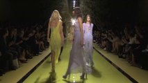 """""""VERSACE"""" Fashion Show Spring Summer 2014 Milan by Fashion Channel"""