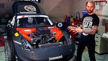 These Guys At MA Motorsports Build Race Cars For a Living: Garage Tours w/ Chris Forsberg