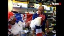 Mondial 2014 : quand Loulou le coq chante, les Bleus gagnent